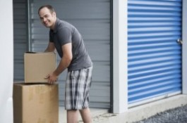 Self Storage Movein